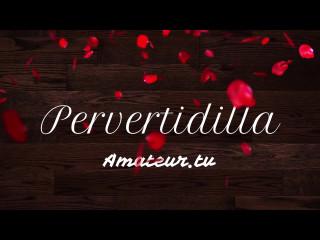 Vídeo de pervertidilla